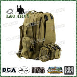 55L Tactical Military Backpack Pack Large Waterproof Bag Rucksack Sport Bag