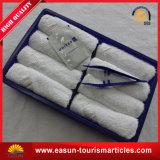 Disposable Cotton Heavy Hotel Bath White Towels