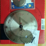 Tct Circular Saw Blades for Solids& Tube Steel Cutting&Wood Plates