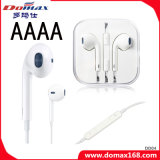 Cell Phone Accessories Noise-Cancelling TPE Earphone for iPhone