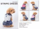 Lovely Stripe Dog Dress