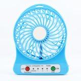 Desk Pocket Mini Fan Handheld Blower Air Cooler Battery Fan