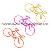 Bicycle Shape Enamel Papr Clips