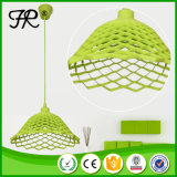 Colourful Silicone Pendant Lamp / Plastic Ceiling Rose