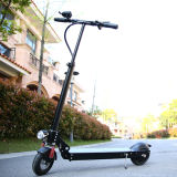 8 Inch Foldable Electric Skateboard Motorcycle with Adjustable Handle 7.8A