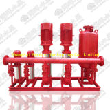 Fire Fighting Pressure Water Pump with Jockey Pump