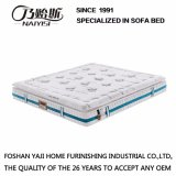 Pocket Spring Mattress with Bamboo Charcoal Latex for Bedroom Furniture /Fb871