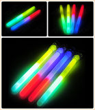 6′′ Bi-Color Glow Stick with Ribbon (DBT10150-2)