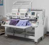 2 Head Embroidery Machine Price with USB/U Disk/Network Port to Transfer The Design