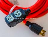 4-Conductor Cord L14-30p/5-20r
