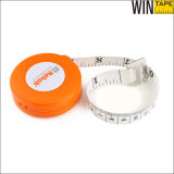150cm 60inch Promotional Cloth Retractable Circle Branded Tape Measure