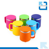 6 Colors Stainless Steel Double Wall Water Cup Drinking Cup for Children