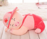 2016 New Arrival Promotional Multisize Pink Pig Plush Toys