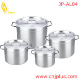 Jp-Al04 4set Heavy Aluminum Cookware Sets/Cooking Pot