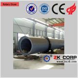 Speed Can Be Controlled Powder Fertilizer Rotary Dryer