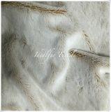 Super Soft Tip Discharge PV Plush Fur /Imitation Fur