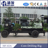 Hf-42A Trailer Mounted Drilling Rig Core Drilling Machine