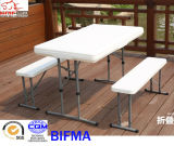 3PCS Beer Table Set for Camping Easy Folding Table