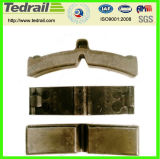 Railway Brake Shoes with High Friction Number