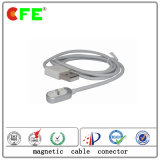 2pin Magnetic Connecor with Cable USB