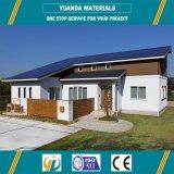 Two-Floor Villa European Style House AAC Panel Integrated House
