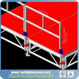 Aluminum Mobile Stage Wooden Platform for Event