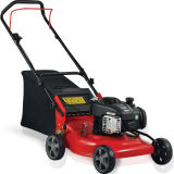 18 Inch Hand Push Lawn Mower with B&S Engine