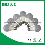 A60 7W 9W 12W 220V LED Light Bulbs Warm White