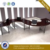Metal Structure L Shape Manager Office Desk (HX-FCD091)