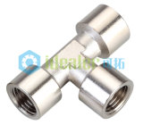 Brass Adapter Pneumatic Brass Fitting with Ce (HPTF-08)