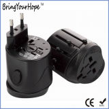 Multi-Country Use Safety Universal Travel Plug Adapter (XH-UC-019)