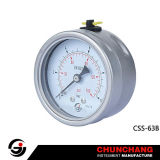 Corrosion-Proof, Vibratinol-Proof Pressure Gauge
