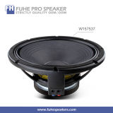 W157537 15inch High Quality Speakers/PRO Power Speaker/Speaker Driver Manufacturer