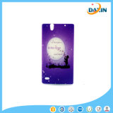 Silicon Back Cover Shell Skin Mobile Phone Protective for Sony