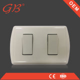 South American Electrical Wall Switch Push Button Switch Power Socket