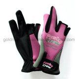 Neoprene Fishing Gloves Tackle (GNFG02-01)
