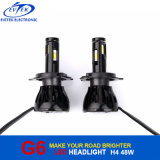 H13 H7 H11 H4 9005 9006 Philips G6 LED Headlight 48W 4800lm for Motorcycle Headlight Bulb