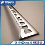Aluminium Anodized Silver/ Gold Color Tile Trim for Decoration