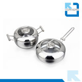 Stainless Steel New Design Cooking Pot Cookware Set