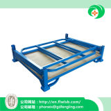 Collapsible Metal Stacking Frame for Warehouse Storage with Ce