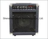 "Electric Guitar Bass Amplifier 15W with 8"" Speaker (B-308)"