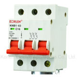 High Quality Mini Circuit Breaker (KNB1-63-2005 DZ47-63)