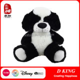 Custom Sitting Stuffed Soft Plush Toy Dog for Kids