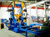 3 In1 Beam Automatic Vertical Cuuting/Welding/Assembly Machine Line