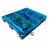 Hot Sale 4 Way Entry Stackable and Rackable Heavy Duty Plastic Pallet