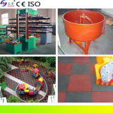 Rubber Tiles Making Line/Rubber Gasket Making Machine