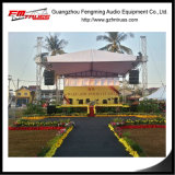 Nigeria Big Truss Structure with Tent Roof Cover for Temporary Event