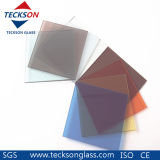 6.38mm Porcelain White Safety Laminated Glass with Australian Standard AS/NZS2208