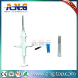 Long Range RFID Animal Microchip with Syringe for Pet Tracking