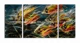 Freedom Fish Painting